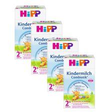 4x Kindermilch Combiotik ab 2 Jahren (600g)
