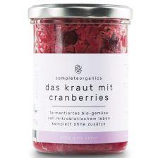 Das Kraut mit Cranberries bio (300g)