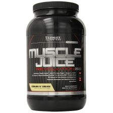Muscle Juice Revolution 2600 - 2120g - Cookies & Cream - MHD 31.12.2018