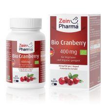Bio Cranberry Extrakt 400mg (60 Kapseln)