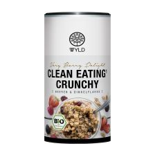 "Bio Clean Eating* Crunchy Beeren & Dinkelflakes ""Very Berry Delight"" (350g)"