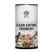 "Bio Clean Eating* Crunchy Kokos & Zimt ""Cinnamon Celebrator"" (350g)"