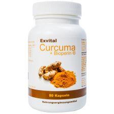 Curcuma+Bioperin - Curcumin (90 Kapseln)