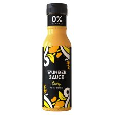 Wunder Sauce - 315ml - Curry - MHD 26.10.2018