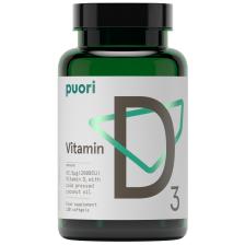 D3 - Vitamin D3 2500 IE (120 Kapseln)