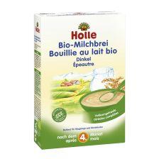 鸿乐有机斯佩尔特麦米粉 4个月以上 250克  Bio-Milchbrei Dinkel, nach dem 4. Monat (250g)