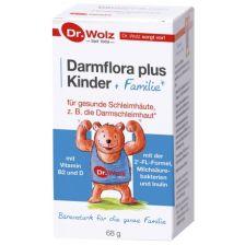Darmflora plus Kinder + Familie (68g)