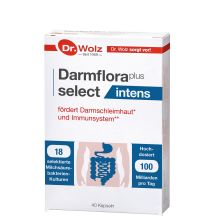 Darmflora plus select intens (40 Kapseln)