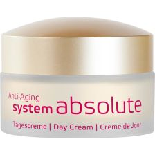 Anti-Aging system absolute Tagescreme (50ml)