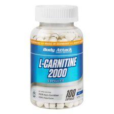 L-Carnitine 2000 (100 Tabletten)