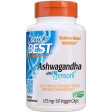 Ashwagandha mit Sensoril (60 Kapseln)