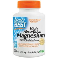 High Absorption Magnesium (240 Tabletten)