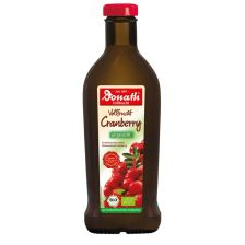 Bio Vollfrucht ungesüßt Cranberry (500ml)