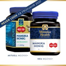 Manuka Honig MGO 100+ (1000g)