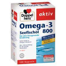 Seefischoel Omega-3 800mg (120 Kapseln)