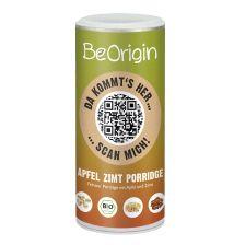 Bio Porridge - 200g - Apfel Zimt