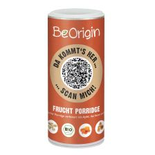 Bio Porridge - 200g - Frucht