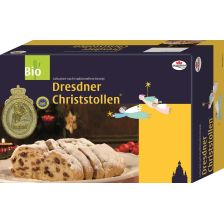 Dresdner Christstollen bio (800g)