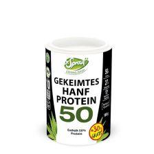 Gekeimtes Hanfprotein 50% bio (250g)