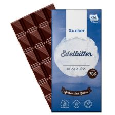 Edelbitterschokolade (100g)