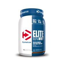 Elite 100% Whey - 907g - Rich Chocolate  - MHD 31.12.2018
