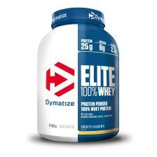 Elite 100% Whey - 2100g - Smooth Banana