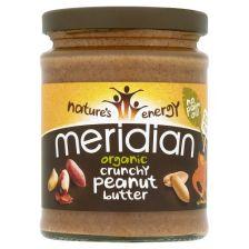 Erdnussbutter - 280g - Crunchy mit Salz