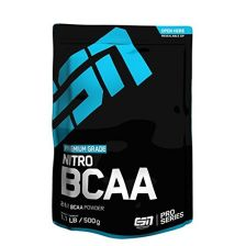 Nitro BCAA Powder - 500g - Raspberry Ice Tea