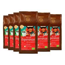 6 x Bio Café Esperanza gemahlen (6x250g)