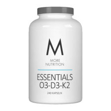 Essentials O3-D3-K2 (240 Kapseln)