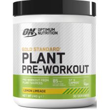 Gold Standard Plant Pre-Workout (240g)