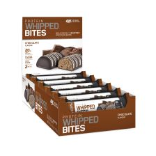 Protein Whipped Bites - 12x76g - Chocolate - MHD 28.02.2019