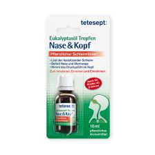 Eukalyptusöl Tropfen Nase & Kopf (10ml)