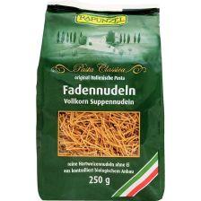 长发公主 有机全麦细面 宝宝面条 250g  Fadennudeln Vollkorn (250g)