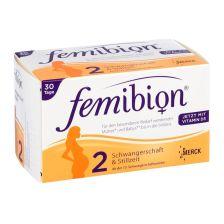 FEMIBION Schwangerschaft 2 (2x30 Tabletten/Kapseln)