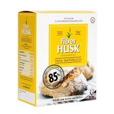 FiberHUSK Flohsamenschalen Pulver (300g)