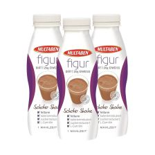 3 x Figur Eiweiß-Diät Shake Ready-To-Drink (3x330ml)