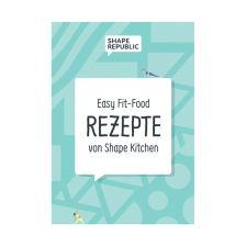Shape Republic »Easy Fit-Food« Booklet