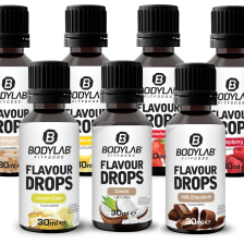 Bodylab Flavour Drops im 5er Set