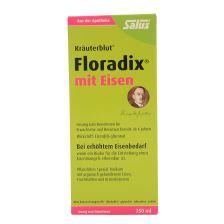Floradix mit Eisen Tonikum (250ml)