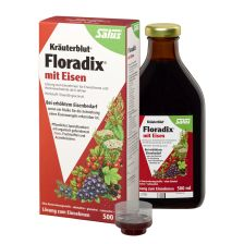 Floradix mit Eisen Tonikum rot (500ml)
