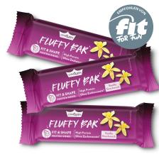 Fluffy Protein Riegel 3er Pack