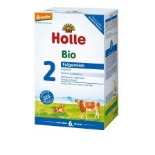 Bio-Folgemilch 2, nach dem 6. Monat (600g)