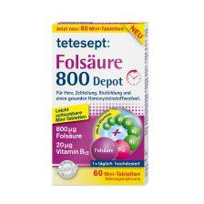 Folsäure 800 Depot (60 Tabletten)
