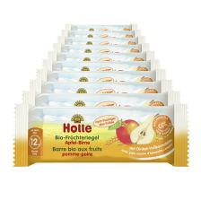 10 x Bio-Früchteriegel Apfel-Birne ab dem 12. Monat (10x25g)