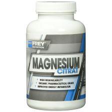 Magnesium Citrat (120 caps)