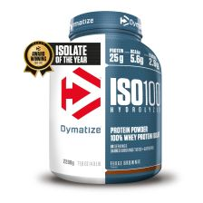ISO 100 Hydrolyzed (2200g)