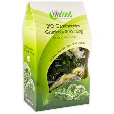 Bio Gemüsechips Grünkohl-Wirsing (15g)