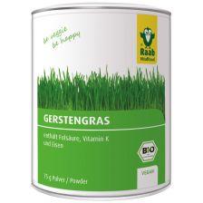 Bio Gerstengras Pulver (75g)