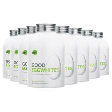 8 x Good Eggwhites Bio-Eiklar (8x483ml)